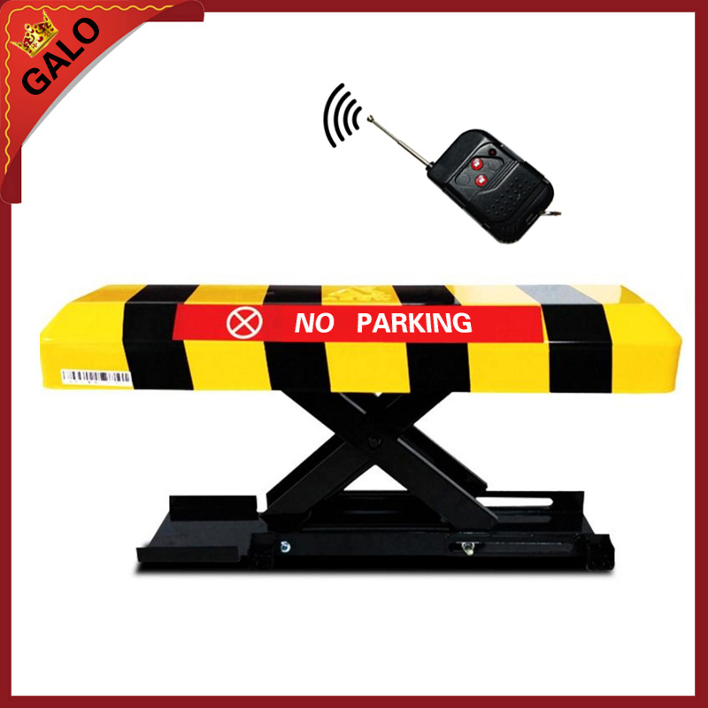 Cross Reserved Automatic Parking Lock & Parking Barrier with 2pcs remote control свитшот reserved