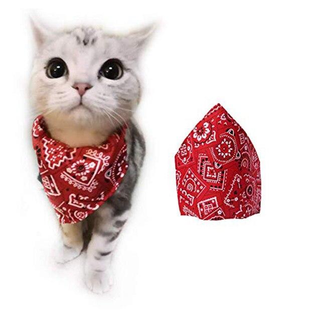 brixini.com - Pet Bandana Triangular Bandage