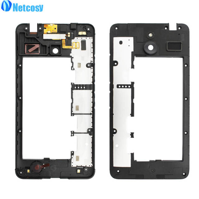Online Shop Netcosy For Nokia Microsoft Lumia 640XL Middle Plate
