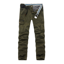 New Joggers Men Trousers Camouflage Pants Cargo Army Elastic Comfortable Military Casual Tactical