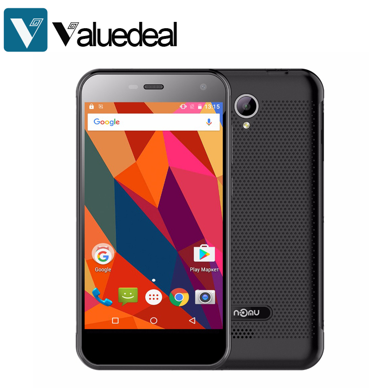 bilder für Original Nomu S20 5,0 ''MTK6737T Quad Core 3G RAM 32G ROM Smartphone 4G Lte 3000 mAh 13.0MP 1280x720 Wasserdicht OTG telefon
