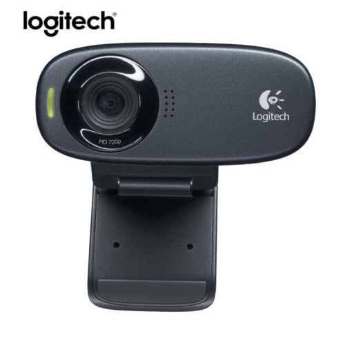 Logitech Webcam HD C310 Web Camera 720P Computer CMOS 5MP Webcam