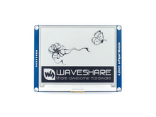 400x300, 4.2inch E-Ink display module SPI Without backlight Compatible with variuous board Ultra low consumption