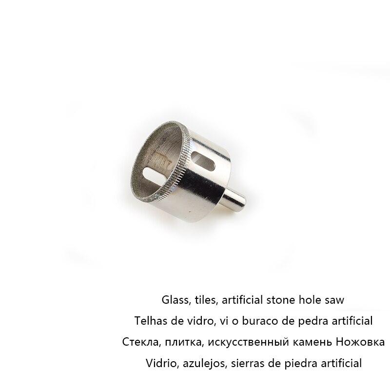 Aliexpress Buy 130135mm Glass Hole Saw Diamond Core Drill Bit