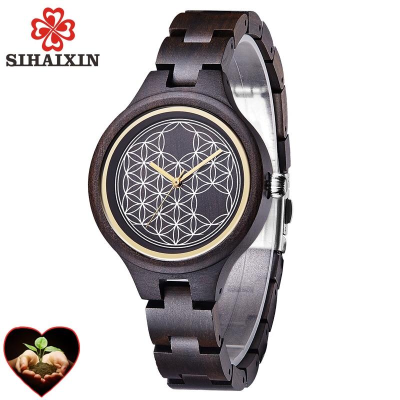 black-wood-watches-women-clock-lady-1
