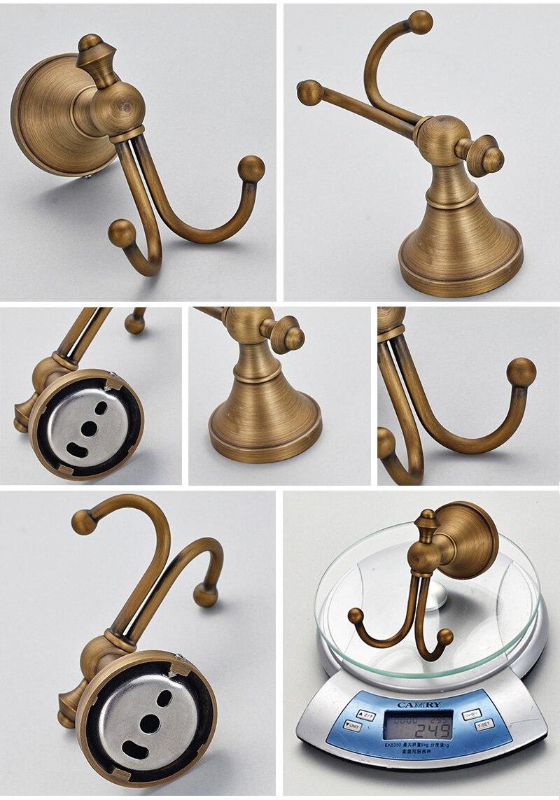 antique bathroom hook home decorative