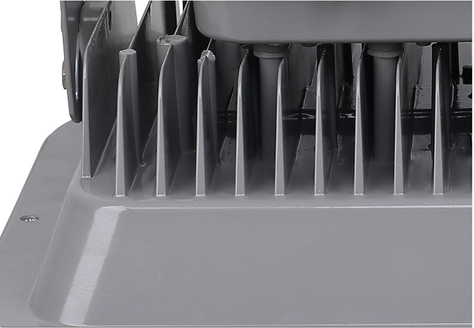 Led esterna del proiettore 450 w pubblicità faretti impermeabile blu