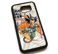 Dragon Ball Artbook Tampa Do Caso, caso para samsung galaxy s7 s7edge