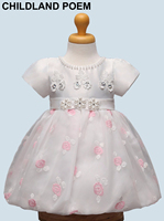 Newborn Baby Girl Dresses Baptism 1 Year Birthday Baby Girl Dress Cute Princess Party Cotton Baby