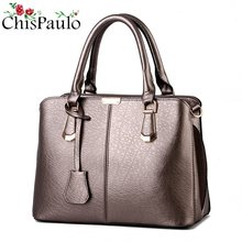 Designer Handbags High Quality Genuine Leather Bags For Women 2018 fashion Shoulder Tassel Bag Casual Female Messenger Bags N276(China)
