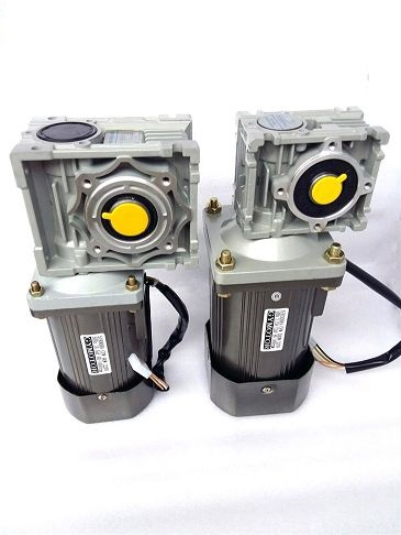 AC 220V 60W With RV30  / RV 40 Worm Gearbox ,High-torque Regulated Speed Worm Gear Motor,Drive Motor,Rolling Shutters Motor
