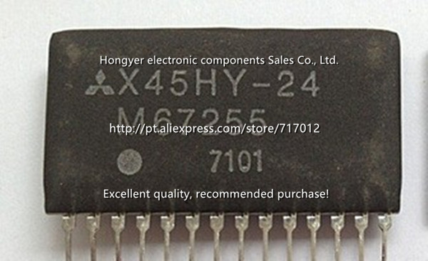 все цены на Free Shipping X45HY-24  No New(used/Old components,Good quality)  Can directly buy or contact the seller