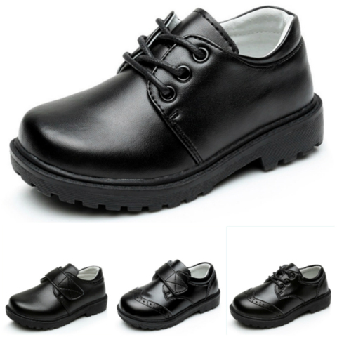 criancas sapatos para bebe meninos nova moda paciente sapatos de couro genuino casamento e jantar