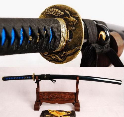 QUապոնական սամուրայ թուր թուր 1060 - Տնային դեկոր - Լուսանկար 1