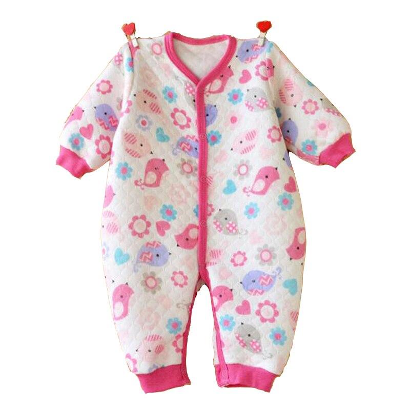 Pamajas baby girls   romper   Air cotton ventilate autumn spring winter newborn baby clothes Toddler boys girls jumpsuit infant