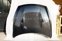 Auto Zubehör Carbon OEM Stil Motorhaube mit Haube Scoop Fit Für 2008-2013 R35 GTR Haube Abdeckung