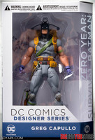 DC COMICS Designer Series DC Collectibles Zero Year: Survivai Batman by Greg Capullo PVC Action Figure Collectible Model Toy