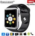EDWO A1 Bluetooth Smart Watch Часы Поддержка SIM Карты Шагомер Smartwatch Reloj Inteligente Для iOS Android PK DZ09 U8 GV08