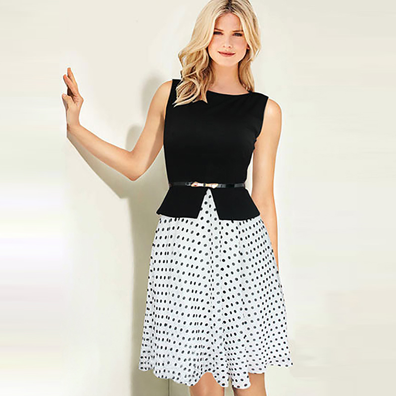 Collection Elegant Casual Dresses Pictures - Reikian