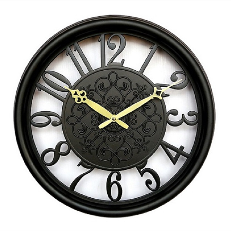 8d9c9e0d33a Saati Saat Relógio Relógio de Parede Reloj Duvar Horloge Murale Klok Relógios  relógio Relógio de parede Orologio da parete decoração da sua Casa plástico