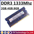 Hynix DDR3 1333 4 GB 2 GB 8 GB PC3 10600 so-dimm de Memoria Portátil, Ram DDR3 4 gb 1333 Mhz PC3-10600 Notebook, DDR3 Memoria Ram DDR 3 4 gb