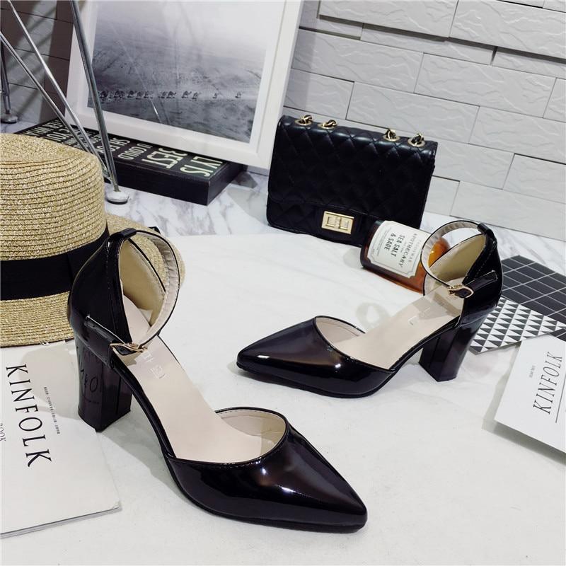 Vogue Zapatos Niza Moda Casual Plataforma Hebilla Sandalias Cuña qUSzMVp