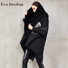Plus size 90% duck down coat fashion embroidery design hooded down