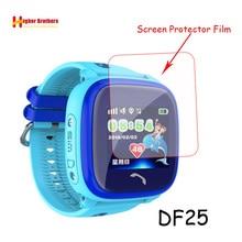 цена на HD Glass Screen Protector Film for DF25 DF25G DF25W DF27 DF31G Baby Kids Child Smart Watch Smartwatch