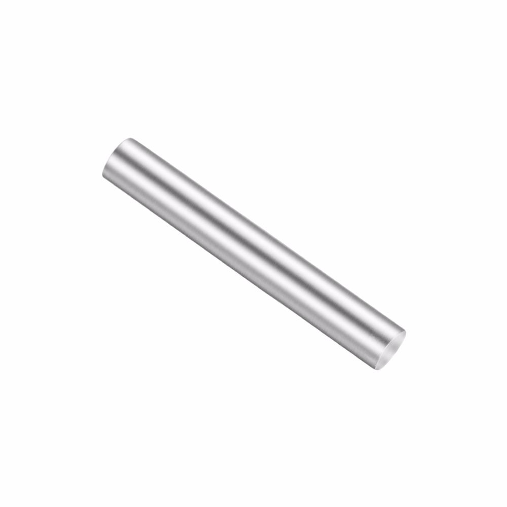 uxcell Replacement Stainless Steel Round Rod Bar 40mm x 2mm 20Pcs for Toy Car