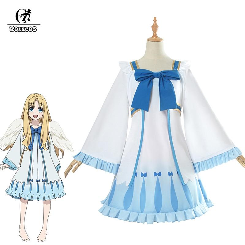 ROLECOS Tate No Yuusha No Nariagari Filo Cosplay Costume The Rising Of The Shield Hero Filo Cosplay Lolita Dress Women Costume