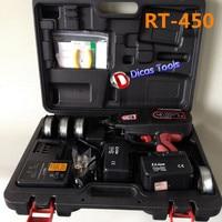 Portable Cordless 14 4 Li Ion Battery Automatic Rebar Tying Machine RT 450