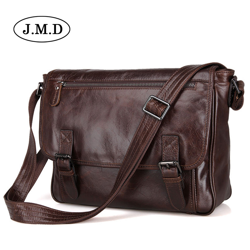 Genuine Leather Briefcase Man Bags Business Laptop Tote Bag Men's Crossbody Shoulder Bag Men's Travel Messenger male Bags 7022 цена и фото