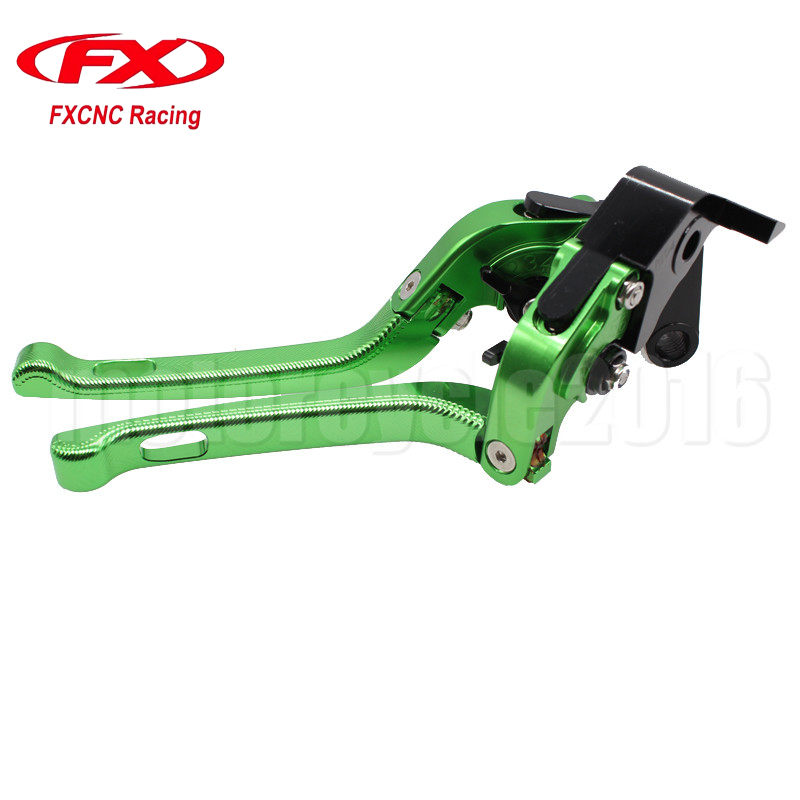 FXCNC 3D Aluminum Folding Moto Motorcycle Brake Clutch Levers For Yamaha TMAX500 2001-2007 2002 2003 2004 2005 2006 Motorbike  fxcnc aluminum adjustable motorcycles brake clutch levers for yamaha fzr600 1989 2003 2000 2001 2002 moto brake clutch lever