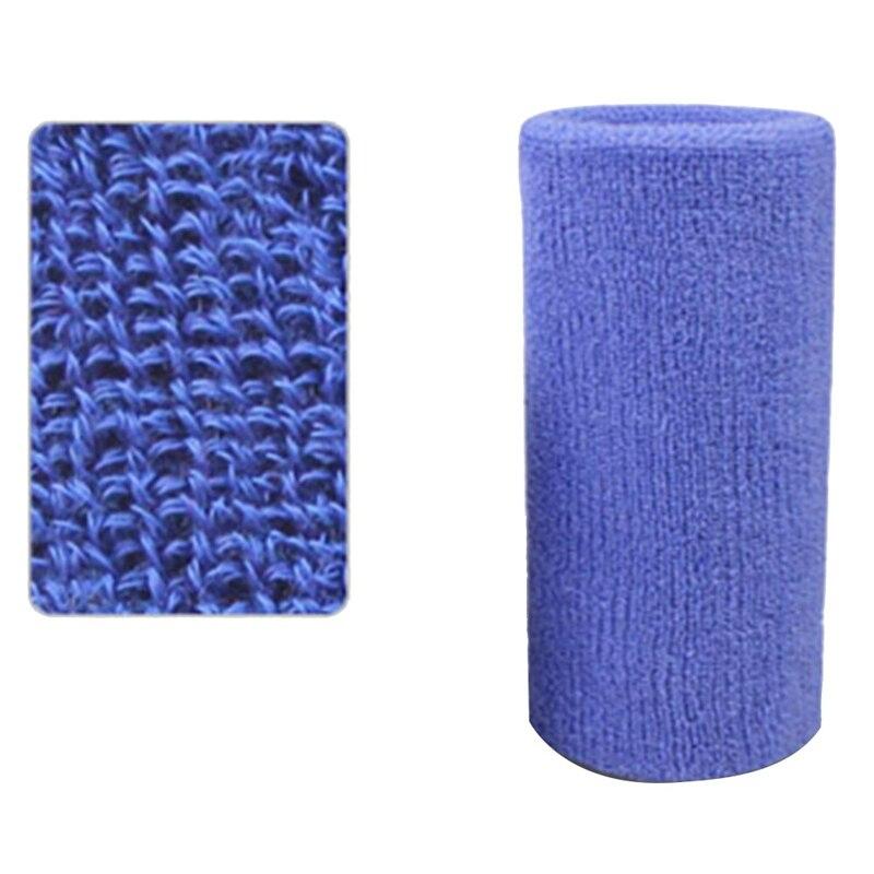 Basketball Sweat Towels: Wrists Men Breathable Wrist Sweatband Fitness Running