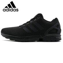 premium selection 82133 f1410 Officiel Original Adidas Originals ZX FLUX unisexe Skateboarding chaussures  baskets hommes et femmes Anti-glissante