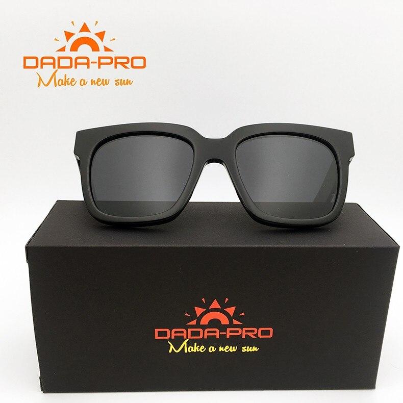 Dada-Pro Brand Designer Mir Mens Sunglasses Pilot Polarized Women Sun glasses