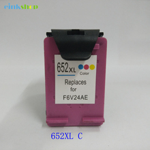 Einkshop For HP 652 Ink Cartridge Cartridges for HP652 Deskjet 1115 1118 2135 2136 2138 3635 3636 3835 4535 4536 4538