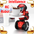 New Arrival Gift 2.4G RC Intelligence Robot Remote Control Toy Machine Balance Game Puppet Electric Gravity Sensor Dancer Walker