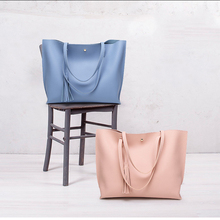 Woman Fashion Top-Handle bags Large Female Casual bag Tassel Shoulder Bags Colorfull Fashion Shopping Bags Feminana