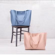 Woman Fashion Top-Handle bags Large Female Casual bag Tassel Shoulder Bags Colorfull Fashion Shopping Bags Feminana