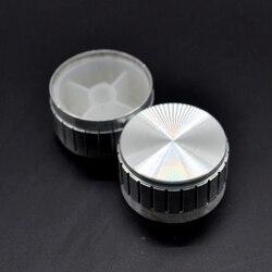 Perilla de aluminio de encaje potenciómetro volumen knob 23X17 sombrero