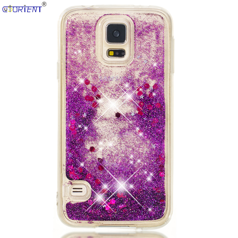 Cellphones & Telecommunications Funda For Samsung Galaxy S7 Dynamic Liquid Quicksand Fitted Case Sm G930f G930fd G930u G930p G930a Soft Silicone Bumper Cover Fine Craftsmanship Phone Bags & Cases