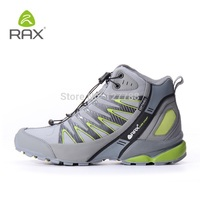 Rax Outdoor Sports Hiking Shoes For Men Tactical Camping Boots Man Breathable Lightweight Limbing Sneakers Trainers D0542