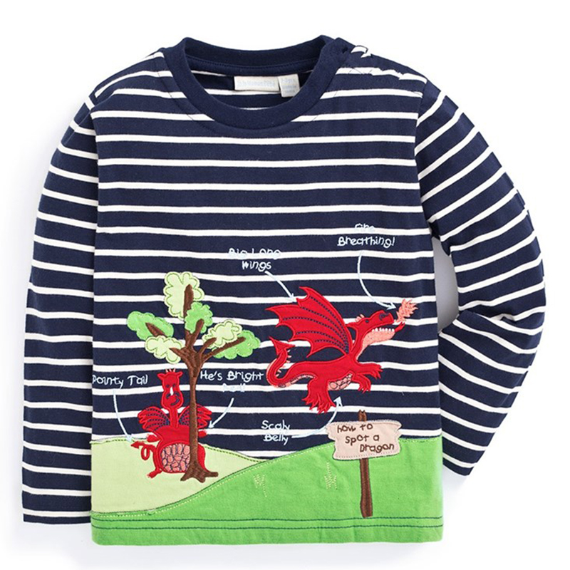 Baby-Boys-T-shirt-Children-Clothing-2017-Brand-Clothes-Boys-Long-Sleeve-Tops-Animal-Appliques-Kids-T-shirts-for-Boy-Sweatshirt-1