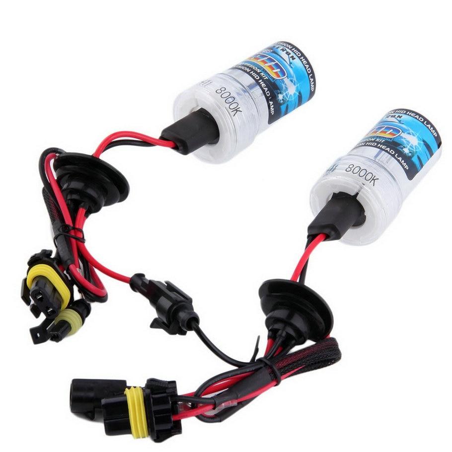 35W Xenon HID Bulb Headlight Lamp 35w Auto Car head light  H11 8000K hot selling полотенце махр karsten lumina 86х150см розовое