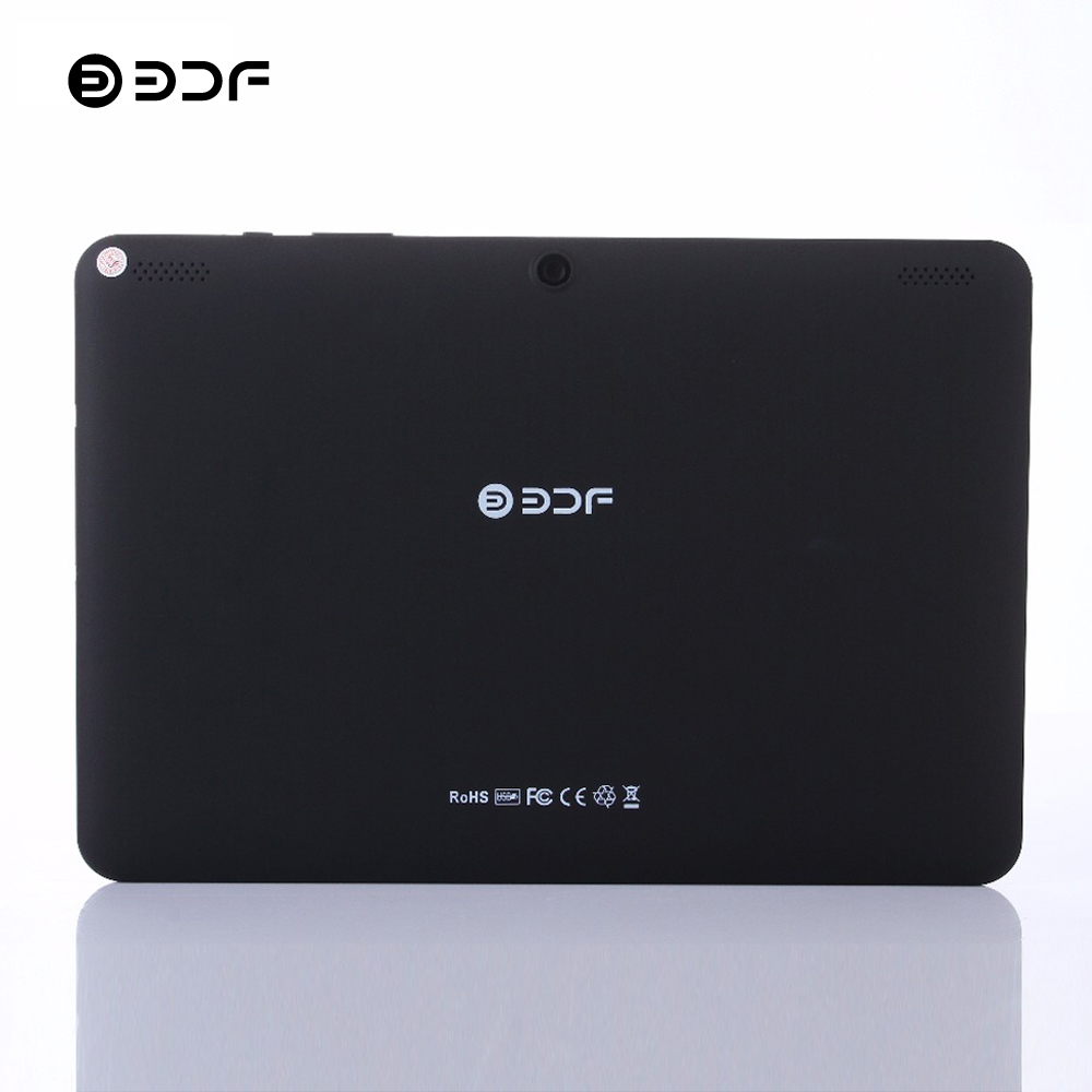 BDF 10.1 Inch Android 7.0 Tablet Pc Quad Core 1GB/32GB Tab WiFi Tablet Laptop Mini Computer IPS Tablette Android Tablet 10 10.1
