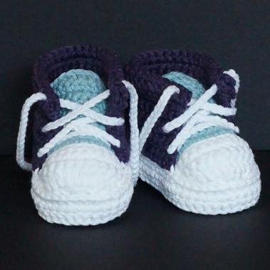 eab3fb7e290 Χειροποίητα Βρεφικά Κορίτσια Boys Παπούτσια πάνινα παπούτσια ...