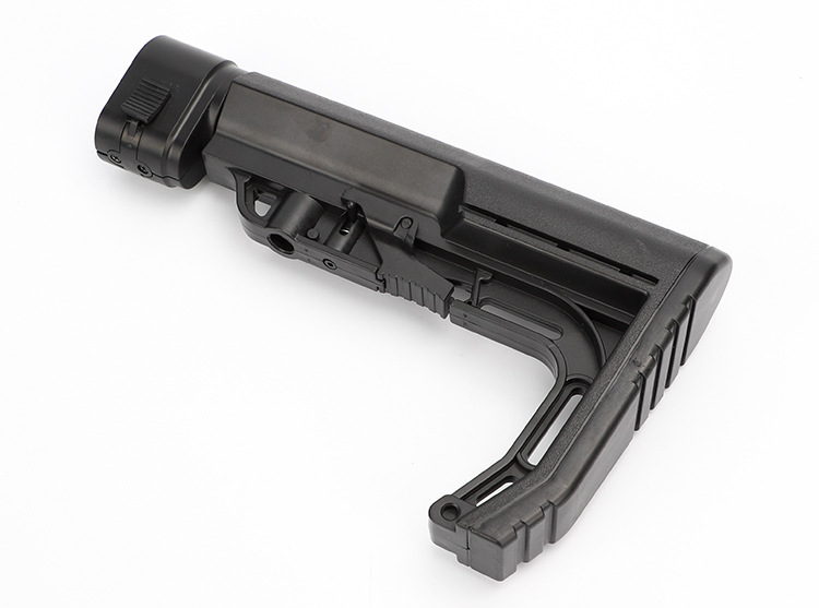 Tactical CS0911 Extensible Back Stock Parts Airsoft Hunting Gel Water Bomb Adjustable Toy Gun Rear Butt Accessories-in Hunting Gun Accessories from Sports & Entertainment