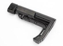 Tactical CS0911 Extensible Posteriore Parti di Riserva di Caccia del Airsoft Gel Acqua Bomba Regolabile Giocattolo Pistola di Testa Accessori