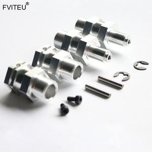 Image 4 - FVITEU, actualización de aleación, 24mm, cubo hexagonal, ajuste 1/5 HPI BAJA 5B, piezas, Motor Rovan King